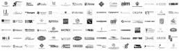 VISUAL GRAPHIC DESIGN clients 2019